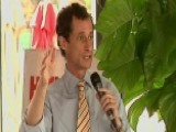 Anthony Weiner Out Of A Job Again