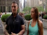 After The Show Show: Hot Cop Can Help You Stay Fit