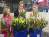 After The Show Show: Flowers Make People Happy!