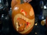 After The Show Show: Power Pumpkin Carving