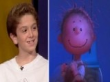 A.J. Tecce On Voicing Pig-Pen In New 'Peanuts' Movie