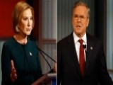 Are Fiorina And Bush Being Judged By Different Standards?