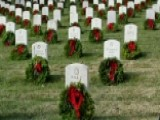 Arlington Cemetery Wreath Shortage Solved