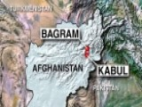 Afghanistan: Six Soldiers Killed In Bombing Near US Air Base