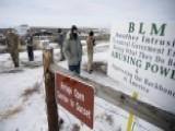 Armed Protestors Refuse To Leave Oregon Wildlife Refugee