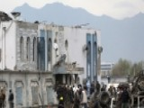 Attack On Security Agency In Afghanistan Injures Nearly 200
