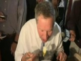 Are Kasich's Eating Habits Endearing Or 'disgusting'?