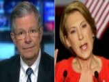 Aide Responds To Fiorina's Calls For Kasich To Drop Out