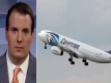 Aviation Analyst: Likely Explosion Aboard EgyptAir Plane