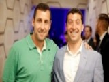 Adam Sandler Meets His Doppelganger On The Red Carpet