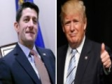 A United GOP Front? Paul Ryan Says He Will Vote For Trump