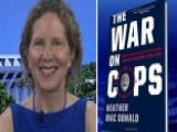 Author: Dangerously False To Say Cops Threaten Black Lives