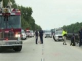 At Least 2 People Killed In Louisiana Bus Crash
