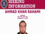 Ahmad Khan Rahami Considered Armed And Dangerous