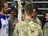 Army Captain Reacts After NBA Player Skips Military Event