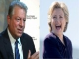 Al Gore Campaigns For Hillary Clinton In Florida