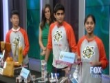 After The Show Show: Top Young Scientists Of 2016