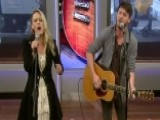 American Young Performs 'Soldier's Wife'