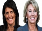 A Closer Look At The Women Chosen To Join Trump's Cabinet