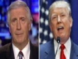Andy Card: Trump Transition Ahead Of Schedule, But
