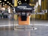 Amazon Wins Patent For Giant Flying Warehouses