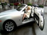 After The Show Show: Janice Checks Out A Rolls-Royce