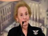 Albright: I Stand Ready To Register As Muslim In Solidarity