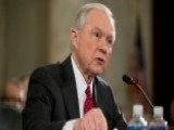 Attorney General Sessions Vows To Defend President Trump