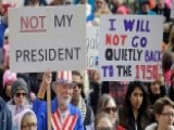 Are Anti-Trump Protests Getting To The President?