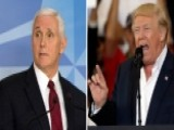Are Trump's And Pence's Differing Styles Complimentary?