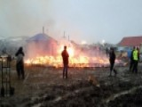 Activists Set Fires At Pipeline Protest Camp