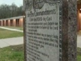 Atheist Forces School To Remove Ten Commandments Monument