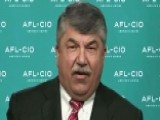 AFL-CIO President On Trump's Relationship With Unions