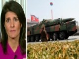 Amb. Haley: North Korea Is Our Number One Priority