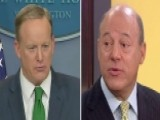 Ari Fleischer's Advice To Sean Spicer: Mix It Up With Humor