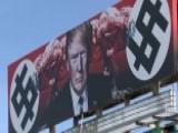 Arizona Community Outraged Over Anti-Trump Billboard