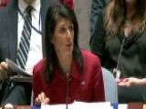 Amb. Haley: US Prepared To Do More On Syria