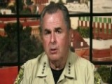 Arizona Sheriff Reacts To The Illegal Immigration Crackdown