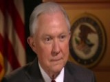 AG Jeff Sessions Talks Putting Pressure On Sanctuary Cities