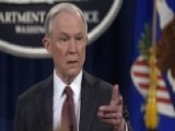 AG Sessions Vows To Eradicate MS-13 Gang Violence