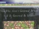 Atheists Force Pa. City To Remove Bench With 'God' Quote