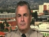Ariz. Border Sheriff: Trump Wall 'medieval'