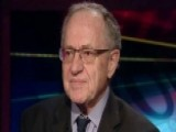 Alan Dershowitz: Trump Could Be Bluffing About The Tapes