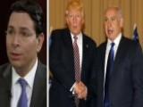 Amb. Danny Danon: The US Is Standing With Israel