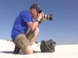 Air Force Master Sergeant Finds Peace Through Photography