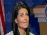 Amb. Haley Talks Paris Climate Agreement, Syrian Refugees