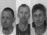 Authorities Hunt Escaped Inmates 1 Captured