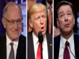 Alan Dershowitz: Trump's Comey Tape Bluff Is Perfectly Legal