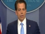 Anthony Scaramucci Talks Future Of White House Messaging