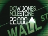 Apple Helps Push Dow Over 22,000 For First Time Ever